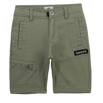 textil Pojkar Shorts / Bermudas Timberland KLOPA Kaki