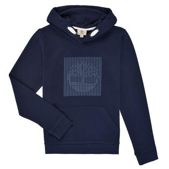 textil Pojkar Sweatshirts Timberland MOMMO Marin