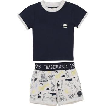 textil Pojkar Set Timberland PITTI Flerfärgad