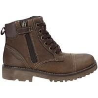 Skor Barn Boots Geox J643DA 04554 Brun