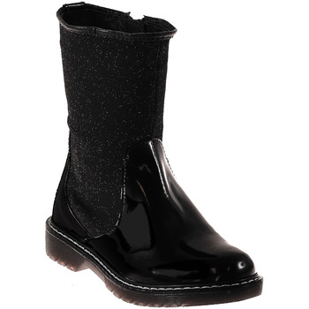 Skor Barn Boots Grunland ST0363 Svart