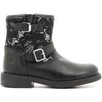 Skor Dam Boots Melania ME2171D6I.B Svart