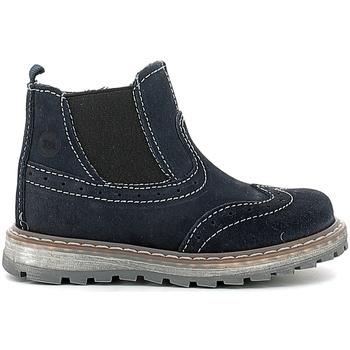 Skor Barn Boots Melania ME1055B6I.B Blå