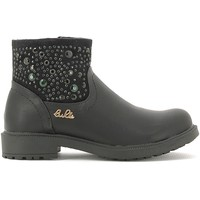 Skor Barn Boots Lulu LL110015S Svart