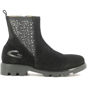 Skor Barn Boots Alberto Guardiani GK22804G Svart