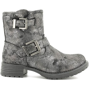Skor Barn Boots Wrangler WG16205B Grå
