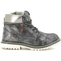 Skor Barn Boots Wrangler WG16201B Silver
