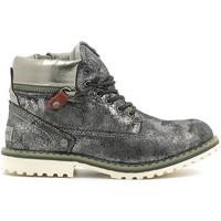 Skor Barn Boots Wrangler WG16201K Silver