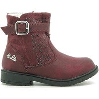 Skor Barn Boots Lulu LL140006S Röd