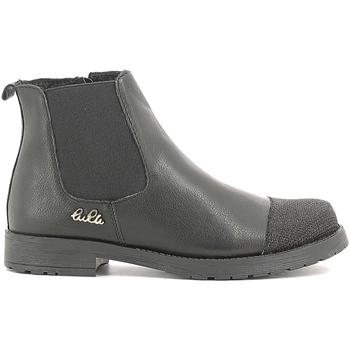 Skor Barn Boots Lulu LL100022L Svart