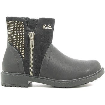 Skor Barn Boots Lulu LL110016S Svart