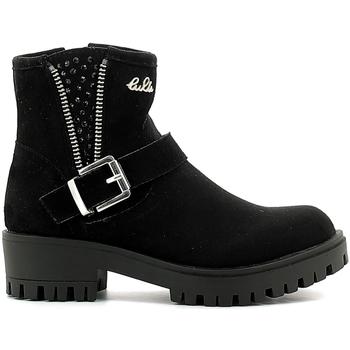 Skor Barn Boots Lulu LL120008S Svart