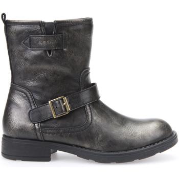 Skor Barn Boots Geox J54D3K 000PT Grå