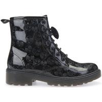 Skor Barn Boots Geox J5420K 000FC Svart