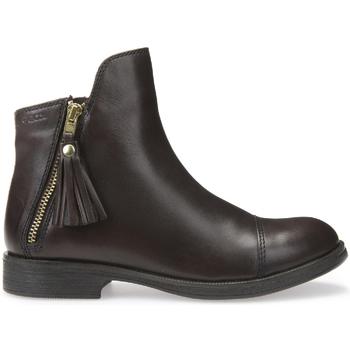 Skor Barn Boots Geox J5449C 00043 Brun