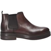 Skor Herr Boots Rogers 456_2 Brun