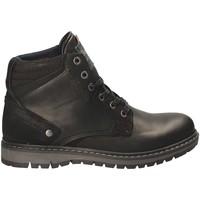 Skor Herr Boots Wrangler WM172015 Svart