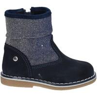 Skor Barn Boots Melania ME1094B7I.B Blå