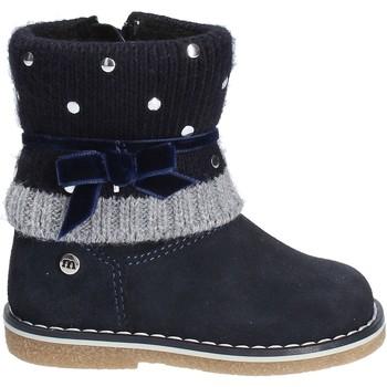 Skor Barn Boots Melania ME1013B7I.C Blå