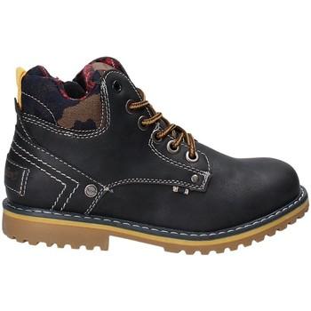 Skor Barn Boots Wrangler WJ17210 Blå