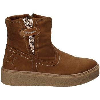 Skor Barn Boots Wrangler WG17235 Brun
