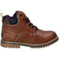 Skor Barn Boots Wrangler WJ17210 Brun