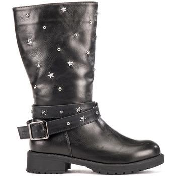 Skor Barn Boots Lumberjack SG21107 002 S01 Svart