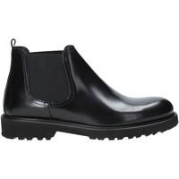 Skor Herr Boots Exton 465 Svart