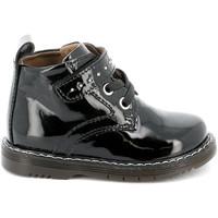 Skor Barn Boots Grunland PP0265 Svart