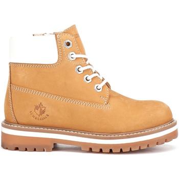 Skor Barn Boots Lumberjack SG50501 001 D01 Gul