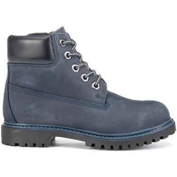 Skor Barn Boots Lumberjack SB00101 021 D01 Blå