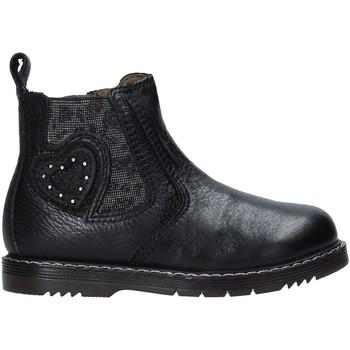 Skor Barn Boots Grunland PP0414 Svart