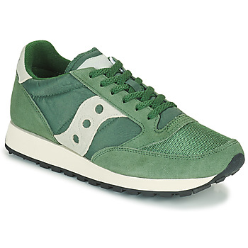 Skor Herr Sneakers Saucony JAZZ VINTAGE Grön