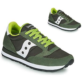 Skor Herr Sneakers Saucony JAZZ ORIGINAL Grå / Kaki