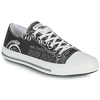 Skor Dam Sneakers John Galliano ALEXA Svart