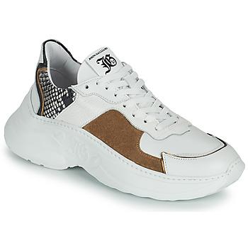 Skor Dam Sneakers John Galliano MISTEY Vit