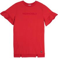 textil Flickor Korta klänningar Carrément Beau Y12234-992 Röd