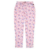 textil Flickor Baggybyxor Carrément Beau Y14187-44L Rosa
