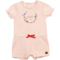 textil Flickor Uniform Carrément Beau Y94234-44L Rosa