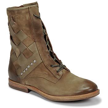 Skor Dam Boots Airstep / A.S.98 ZEPORT TRESSE Kaki