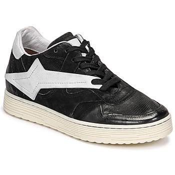 Skor Dam Sneakers Airstep / A.S.98 ZEPPA Svart / Vit
