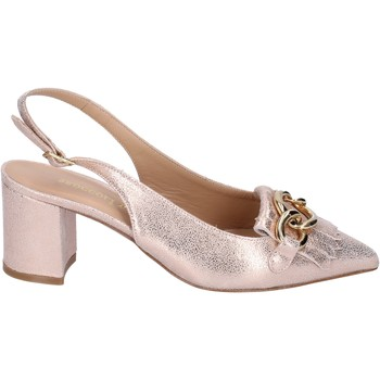 Skor Dam Pumps Broccoli Pumpar BK873 Rosa