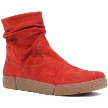 Skor Dam Boots Ara Om St High Soft Röd
