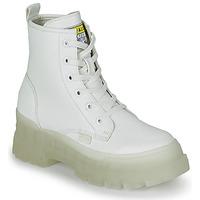 Skor Dam Boots Buffalo ASPHA RLD Vit