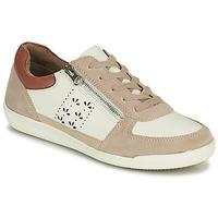 Skor Dam Sneakers Damart 68010 Vit