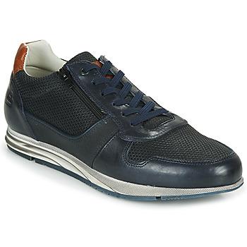 Skor Herr Sneakers Bullboxer 477K26343FKNNC Blå