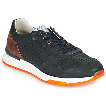 Skor Herr Sneakers Bullboxer 989K20438ANAOR Blå