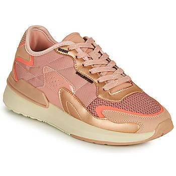 Skor Dam Sneakers Bullboxer 263000F5S Rosa