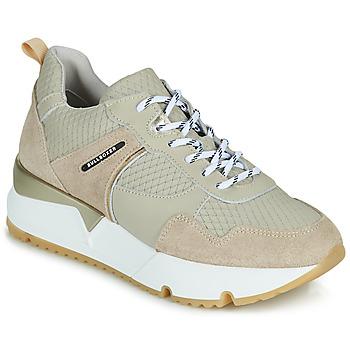 Skor Dam Sneakers Bullboxer 323015E5C Beige