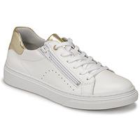 Skor Flickor Sneakers Bullboxer AOP000E5L-WHPN Vit